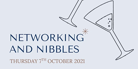 Networking and Nibbles tickets