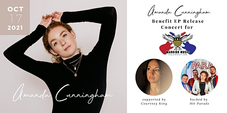 Amanda Cunningham Benefit EP Release Concert for Warrior Music Foundation tickets