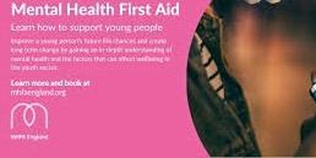 Youth Mental Health First Aid @ The Ashcombe School tickets