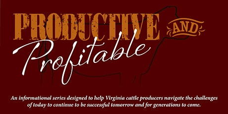 VCA Productive and Profitable Webinar - October 2021 - Government Programs tickets