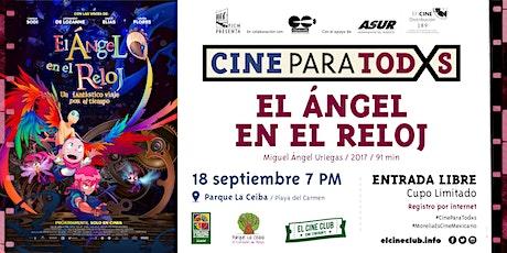 El Ángel en el Reloj / Ciclo Cine Para Todxs boletos