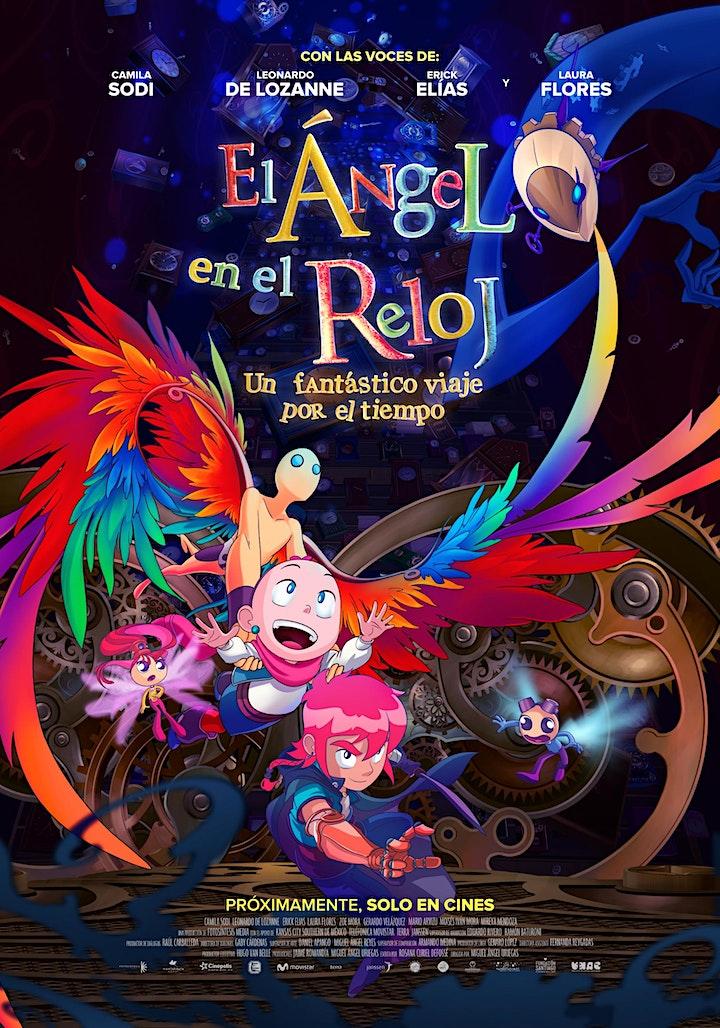 Imagen de El Ángel en el Reloj / Ciclo Cine Para Todxs