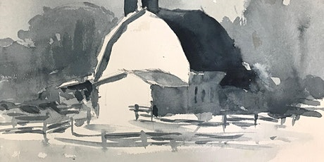 Painting White Barns in Watercolor with Paul Oman tickets