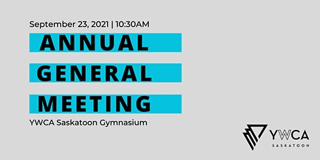 2021 YWCA Saskatoon Annual General Meeting tickets