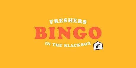 Freshers - Bingo Night! tickets