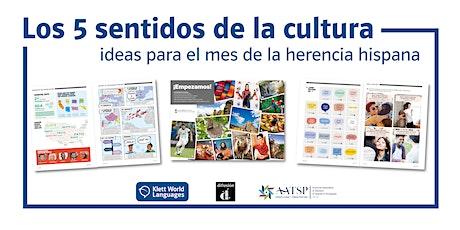 Los 5 sentidos de la cultura: ideas para el mes de la herencia hispana entradas
