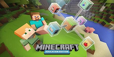 Minecraft for EDU tickets