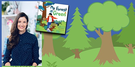 Storytime in the Garden: My Forest is Green with Illustrator Ashley Barron tickets
