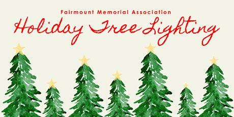 Holiday Tree Lighting tickets