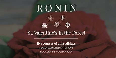 St. Valentine's in the Forest tickets