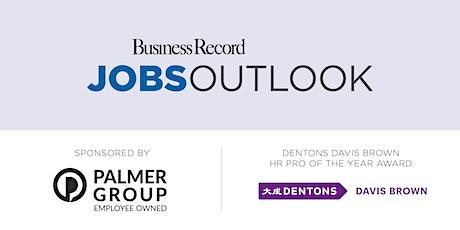 Jobs Outlook-2021 tickets
