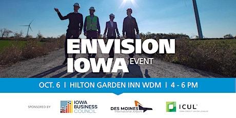Envision Iowa tickets