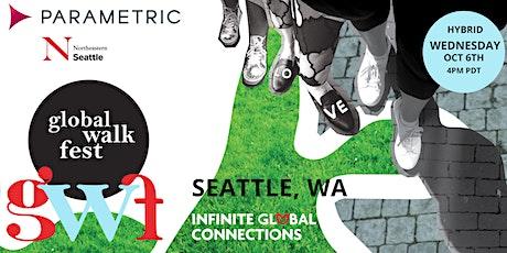 Global Walk Fest — Seattle, WA (Hybrid) — with Parametric & Northeastern U tickets