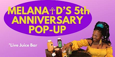 MelanAid 5th Anniversary Pop Up tickets
