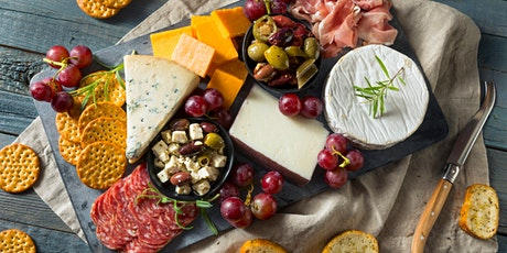 Cheese and Charcuterie Board Workshop - Team Building by Cozymeal™ tickets