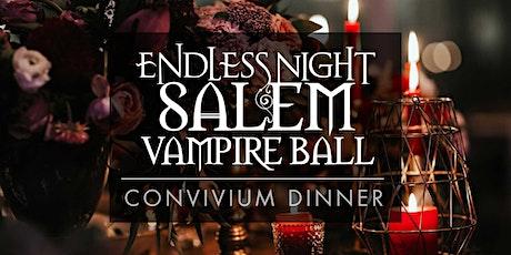 Convivium Dinner: 2021 Endless Night Salem tickets