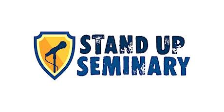 Standup Seminary TUESDAYS // November 2 - December 7 tickets