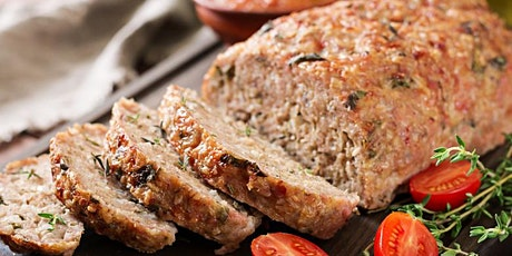 Quick Italian meatloaf – AppleCare Virtual Event tickets