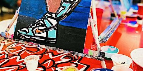 Paint Jam Dallas Sesh tickets