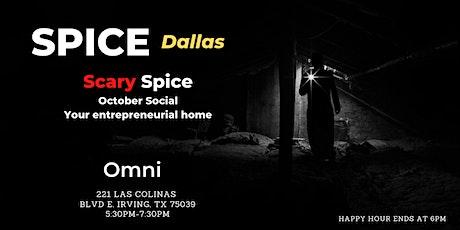 Social for Dallas Entrepreneurs (SPICE) tickets