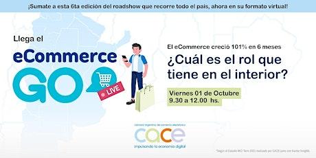 eCommerce GO Nacional 2021, edición online entradas