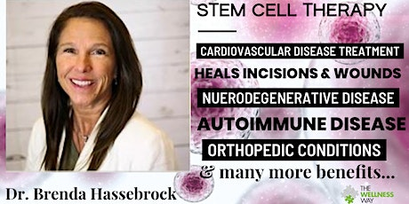 The Wellness Way - Stem Cell Therapy tickets