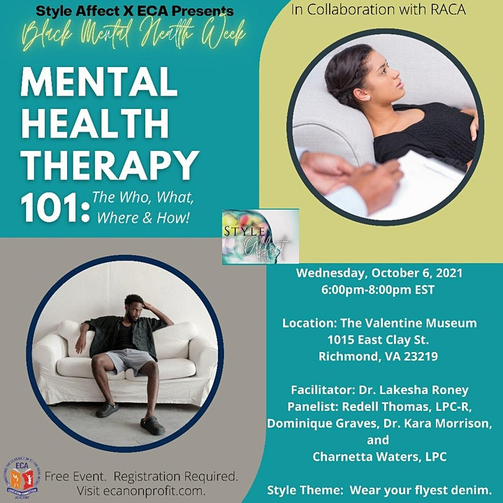 Mental Health Therapy 101: The Who, What, Where,  & How! image