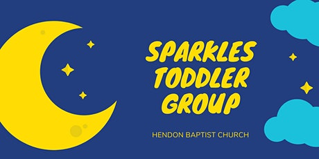 Sparkles Parent/Carer and Toddler Group tickets