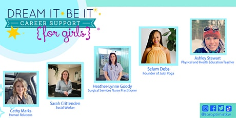 ✨DREAM IT, BE IT✨ Career Support for High School Girls tickets