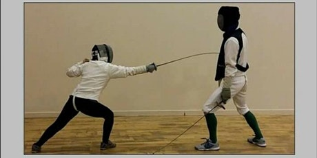 Try Fencing! A coached lesson. tickets