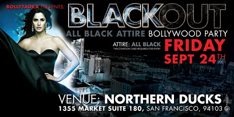 Bollywood BlackOut tickets