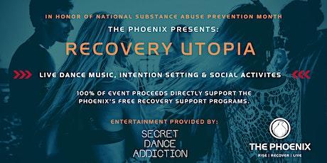 Recovery Utopia tickets