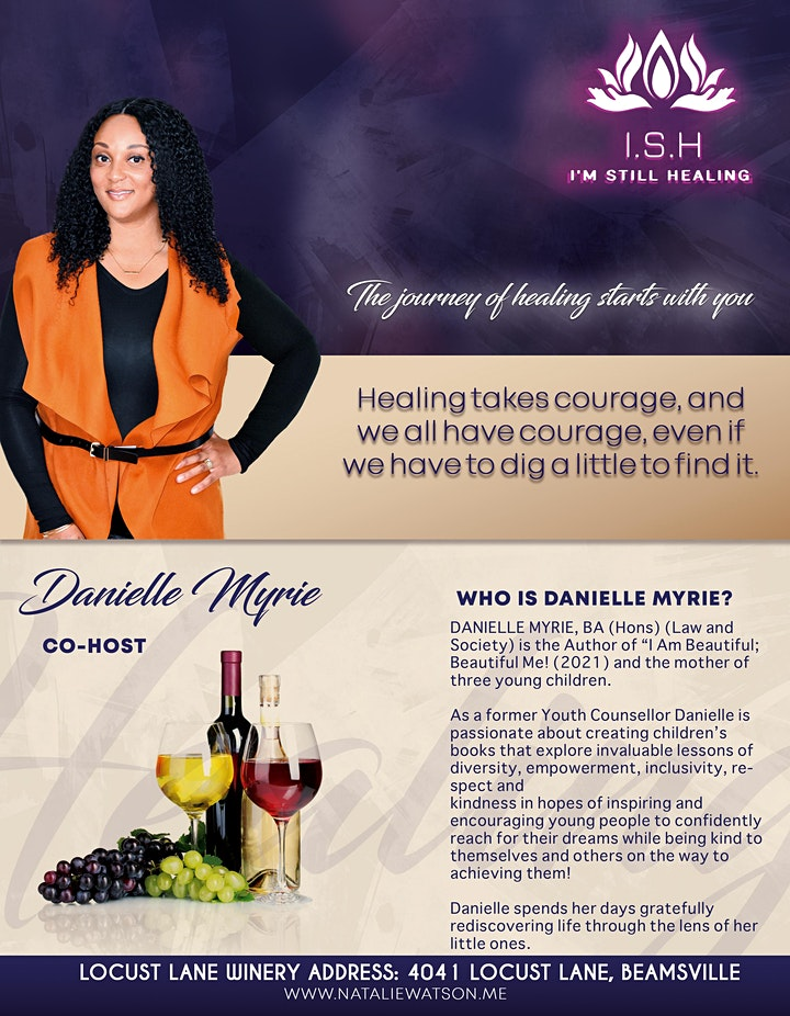 ISH! I'm Still Healing 2nd Annual 2021 Speakers Conference Event image