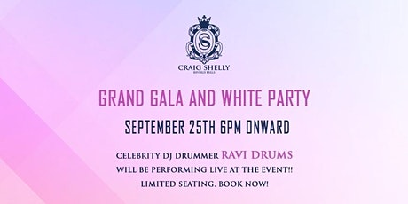 Green Carpet White Party Charity Gala tickets