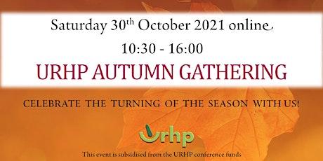URHP Autumn Gathering tickets