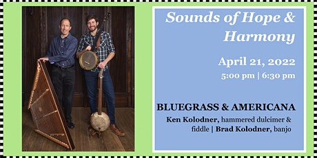 Old Time Roots: Bluegrass and Americana tickets