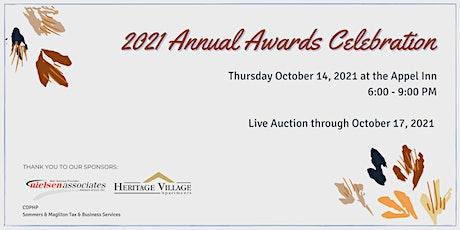 2021 Annual Awards Celebration & Dinner tickets