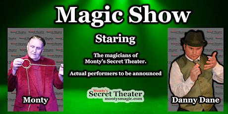 Magic Show tickets