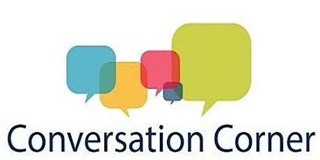 Virtual Conversation Corner tickets