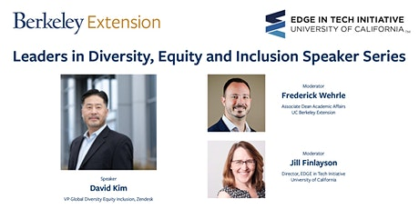 Conversation with David Kim, VP Global Diversity Equity Inclusion @Zendesk tickets