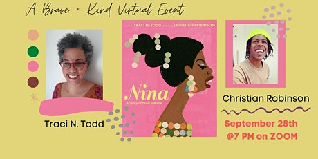 Nina: A Story of Nina Simone w/ Traci N. Todd + Christian Robinson tickets