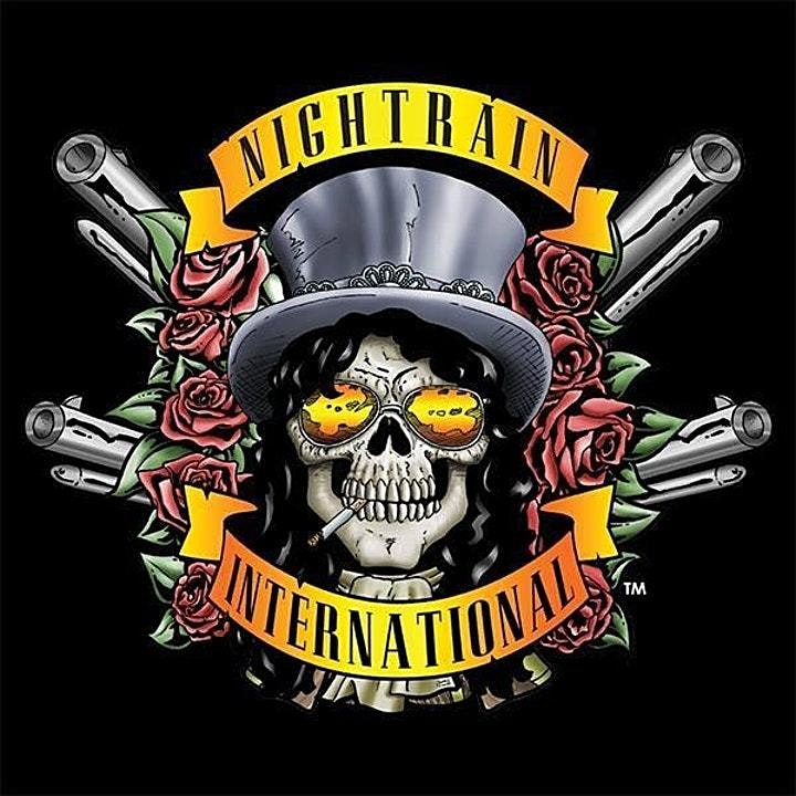 NIGHTRAIN INTERNATIONAL - The Guns N Roses Tribute Show image