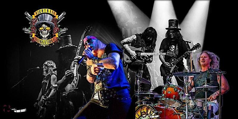 NIGHTRAIN INTERNATIONAL – The Guns N Roses Tribute Show