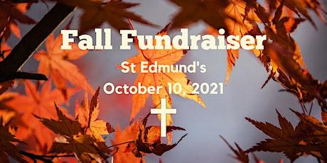 Fall Fundraiser 2021 tickets