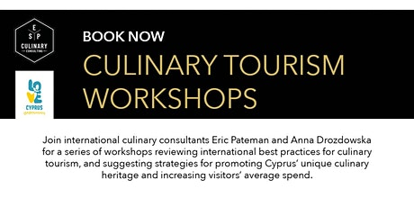 Introduction to Delivering & Selling a Great Culinary Experience tickets