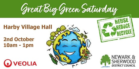 WH&T Going Green: Great Big Green Saturday tickets