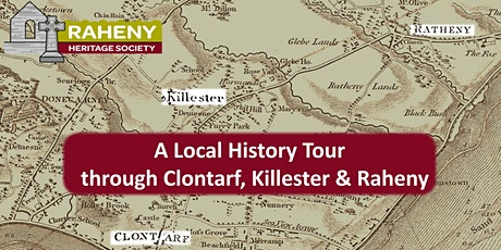 A Local History Tour Through Clontarf, Killester and Raheny tickets