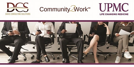Community2Work Job Fair tickets