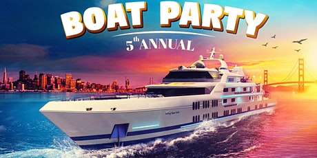 5th Annual Horn Of Africa Boat Party tickets