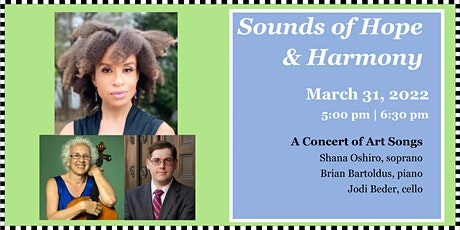 Out of Eden: A Concert of Art Songs tickets